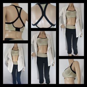 SET:The Standout Collection by VSX w/ Cardigan